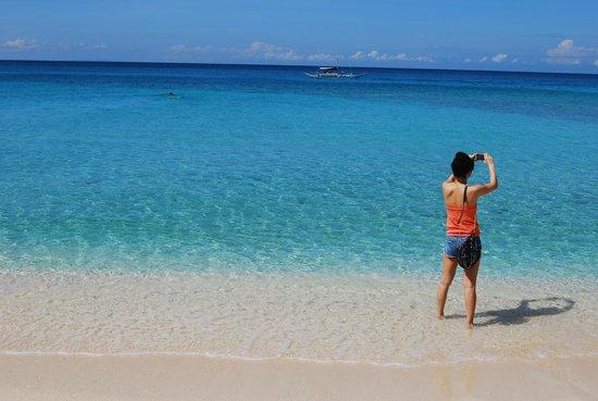 Shangri-La's Boracay Resort & Spa: Beach