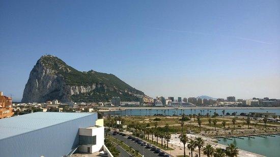 Ohtels Campo de Gibraltar: Lo que ves al leventarte