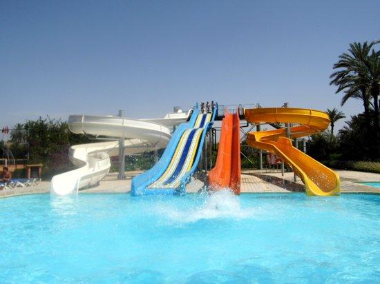 LABRANDA Targa Club Aquapark : Toboggans