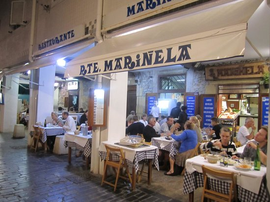 Mariñela - Igeldo: 店の外観