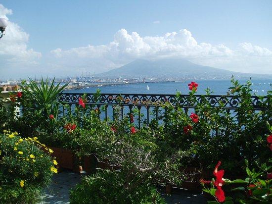 Hotel Miramare : 天国のような景色!