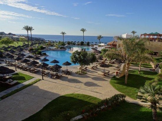 Atlantica Imperial Resort & Spa: view 1 from 2nd floor room