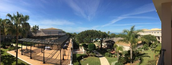 Valentin Sancti Petri Hotel Chiclana: Vista de zonas comunes