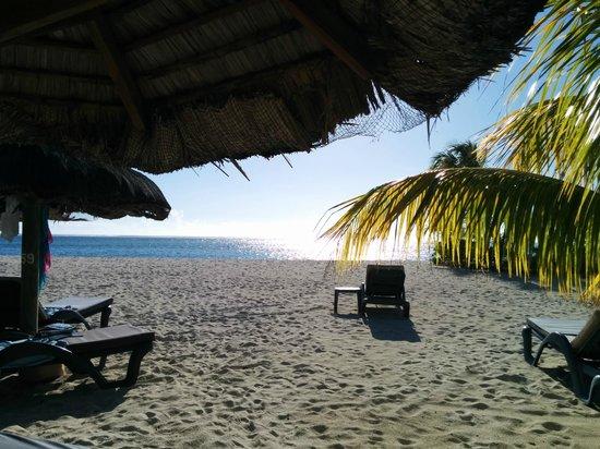 Dinarobin Beachcomber Golf Resort & Spa: beach