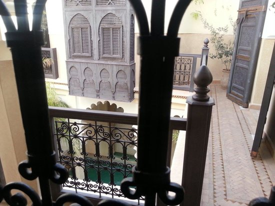 Riad Ambre et Epices : Room