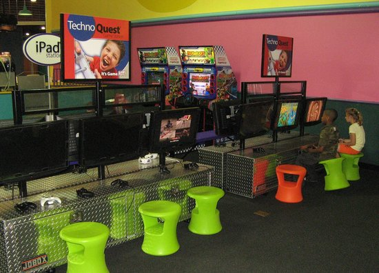 Kids Quest and Cyber Quest at Coushatta Casino