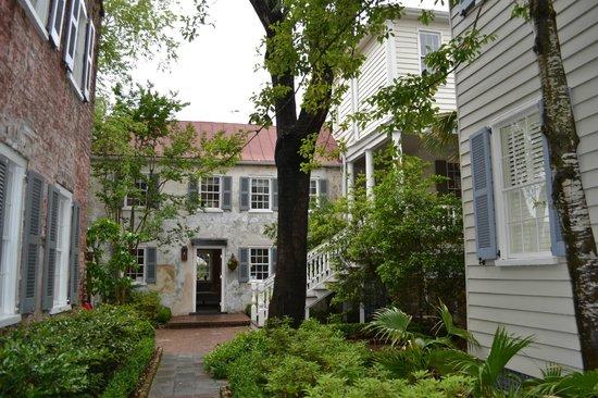 Zero George Street : Gorgeous courtyard