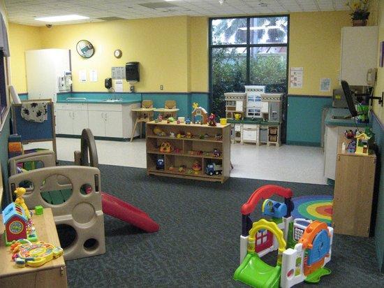 Kids Quest : Tiny Tot Room