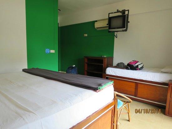 The Siem Reap Hostel: Room 105