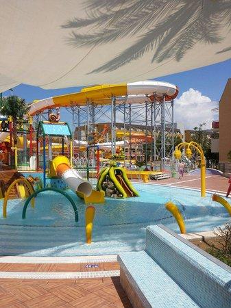 Pegasos World Hotel: The new kids water park