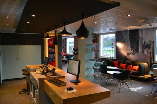 Ibis Limoges Nord : RECEPTION