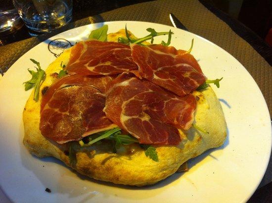 Pizza Vesuvio: Pizze Primavera