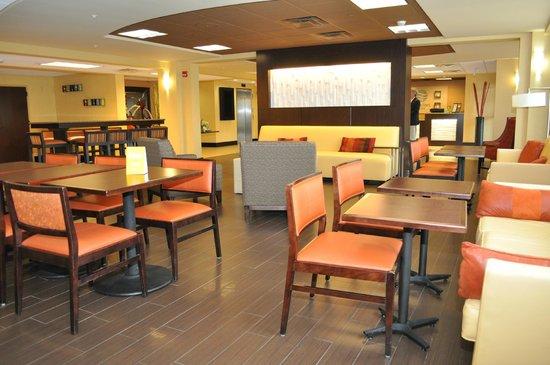 Comfort Inn Oak Ridge - Knoxville: Breakfast Area