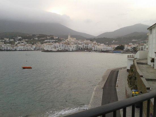 Hotel Playa Sol: Vista maravillosa desde el balcón.
