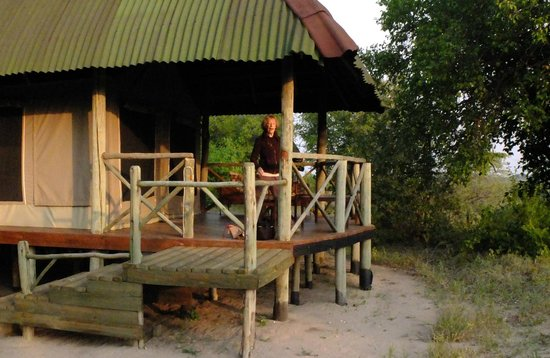 Tarangire River Camp : Le bungalow .