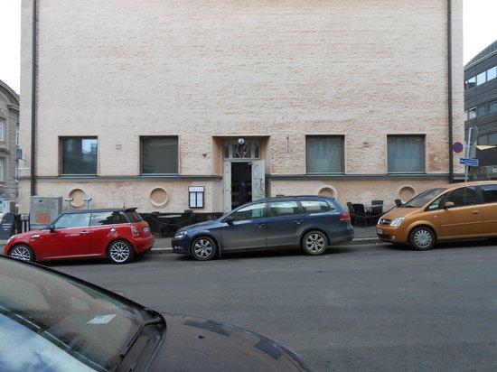 Farang: фасад