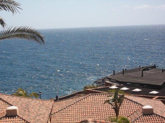 ClubHotel Riu Buena Vista : vue de la terrasse