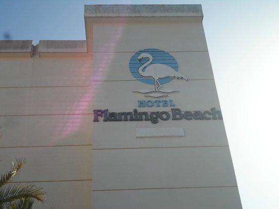 Flamingo Beach Hotel: logo