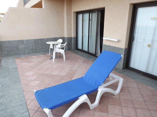 ClubHotel Riu Buena Vista : terasse