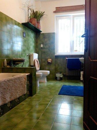 B&B La Casa dei Gelsi : Il bagno