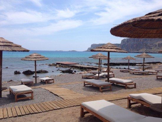 AquaGrand Exclusive Deluxe Resort: Stranden