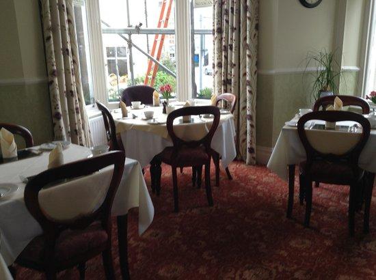 Edwardene Hotel: Dinning Room
