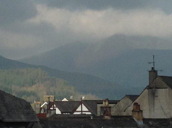 Edwardene Hotel: view from window