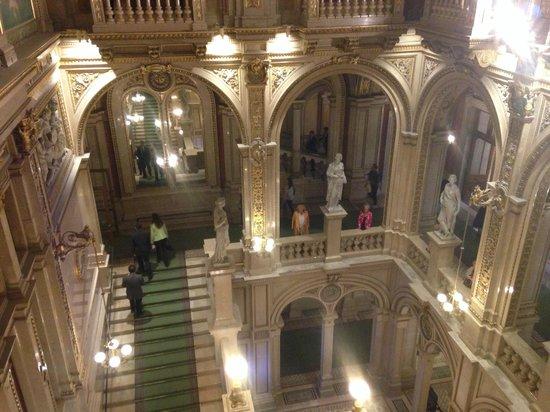 Staatsoper: Холл
