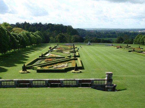 National Trust Cliveden: Formal garden