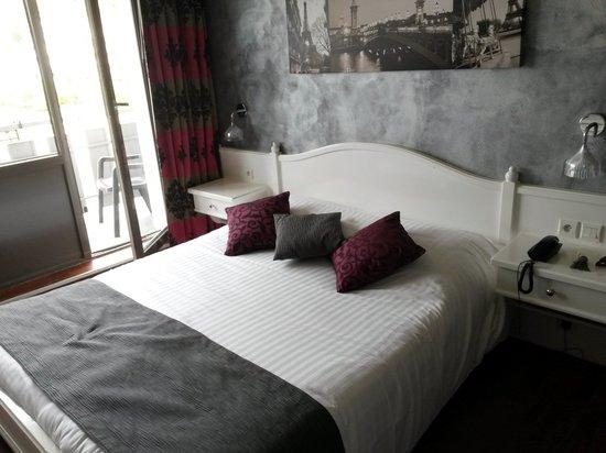 Hotel Beau Rivage: Chambre double