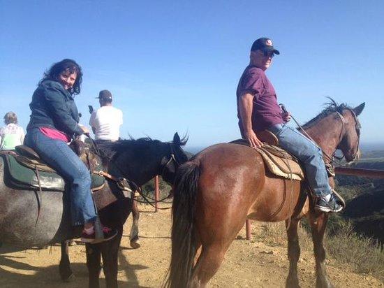 Circle Bar B Guest Ranch: Horseback Riding