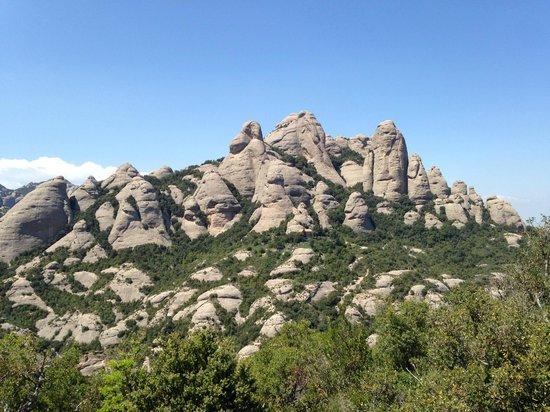 Escolania de Montserrat: 風光明媚です