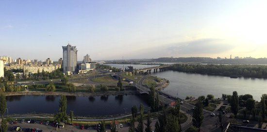 Slavutych Hotel: Kiev