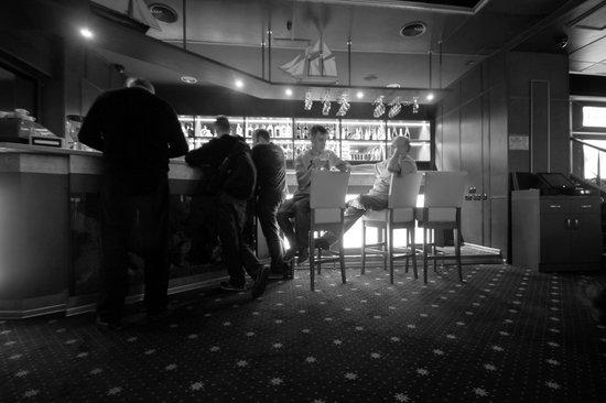 Slavutych Hotel: Bar