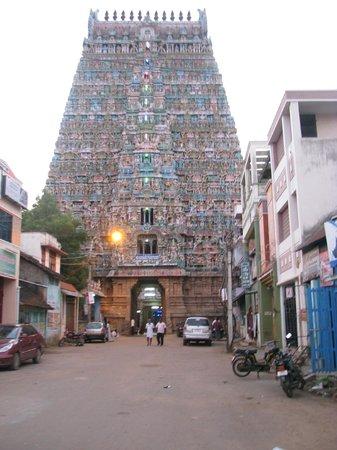 Uppiliappan Temple, Kumbakonam: le temple