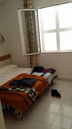 Hotel Mayurca: Schlafzimmer App.B1