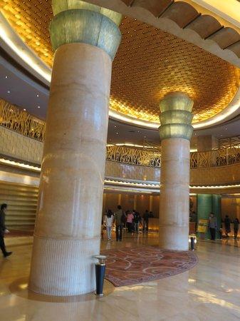 Radisson Blu Hotel Shanghai New World : ingresso