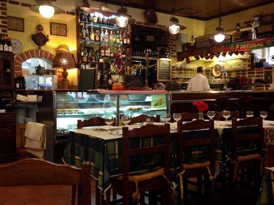 Restaurante Dom Pipas : Restaurant