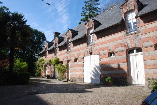 Chateau de Flottemanville : NOS APPARTEMENTS