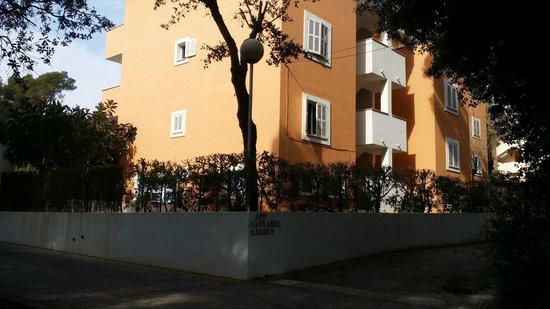 Hotel Mayurca: Apartment Canyamel Garden