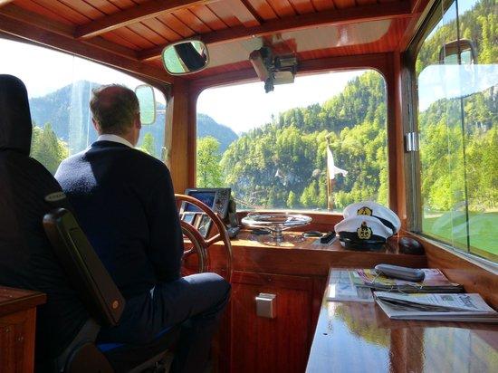 Königssee : Der Kapitän