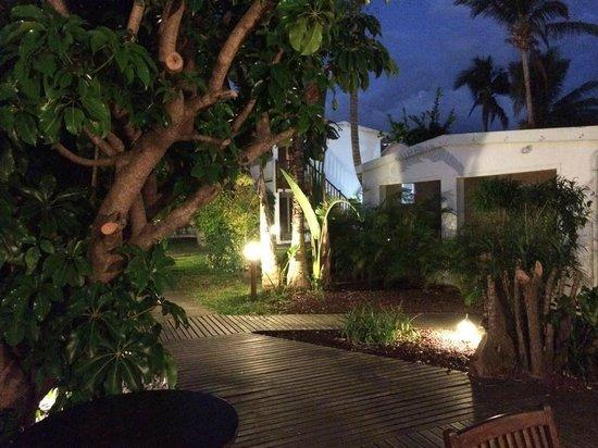 Hotel Swalibo : jardin