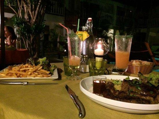 Hotel Swalibo : repas