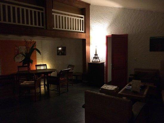 Hotel Swalibo : salon