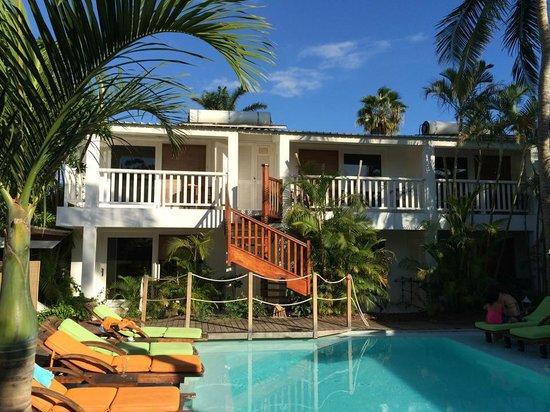 Hotel Swalibo : piscine