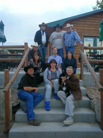 Colorado Cattle Company: The Group
