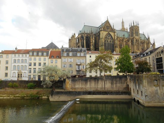 Metz Cathedral: Autre vue