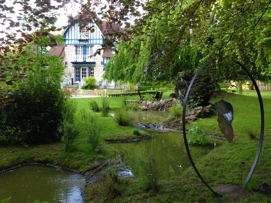 Le Jardin des Plumes : Zen...