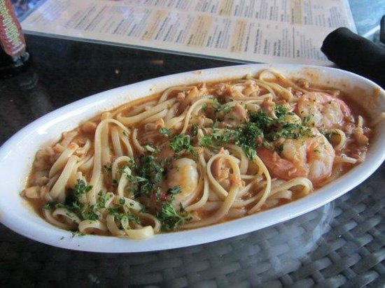 Quintessential Dining and Nightlife: Delicious pasta