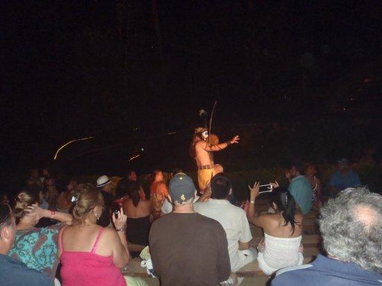 Rhythms of the Night by Vallarta Adventures: start of the show